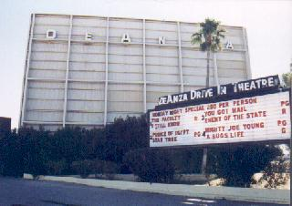 comments about de anza drivein in tucson az cinema