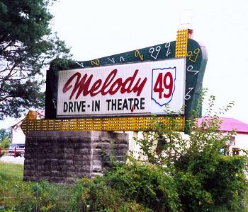 Drive In 49 Ohio Melody Englewood