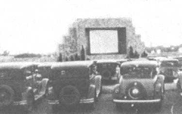 drive in movie theater ri